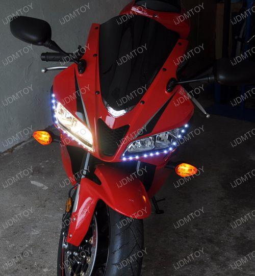 Honda - CBR600RR - LED - STRIP6
